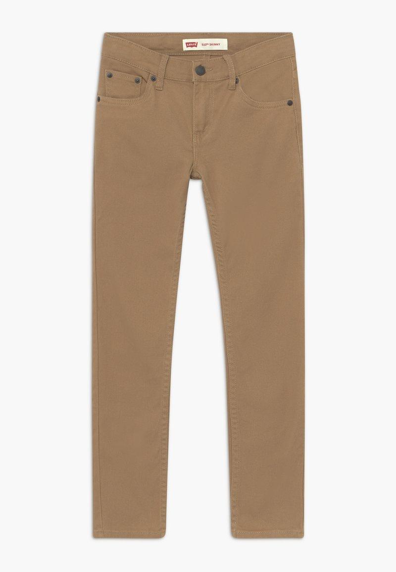 Levi's® - 510 SKINNY - Jeans Skinny Fit - british kaki