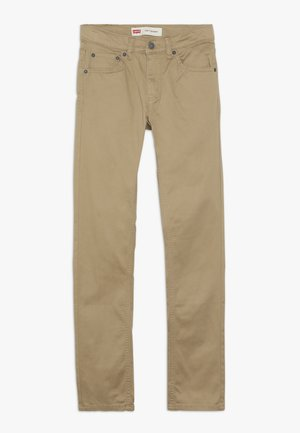 510 SUEDED PANT - Trousers - harvest gold
