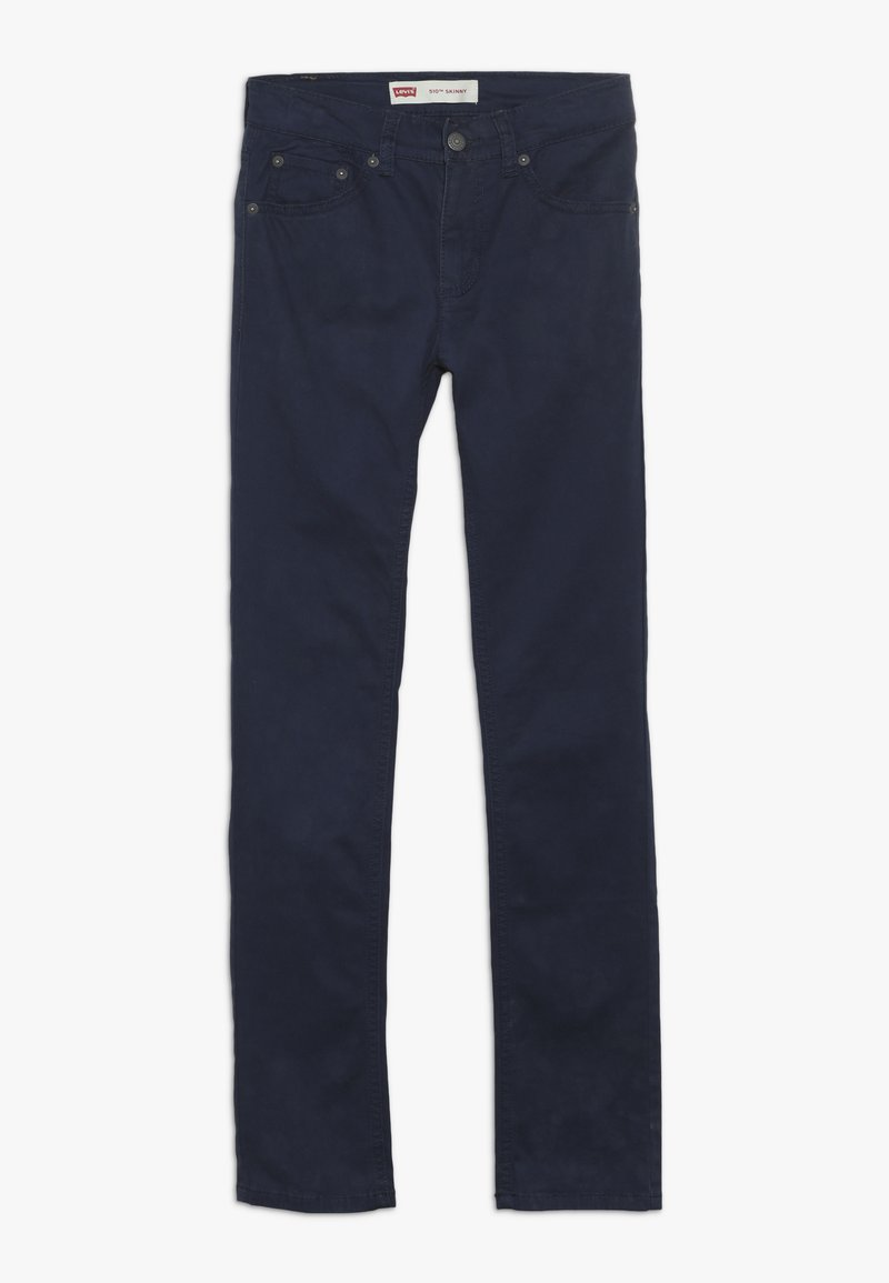 Levi's® - 510 SUEDED PANT - Tygbyxor - dress blues