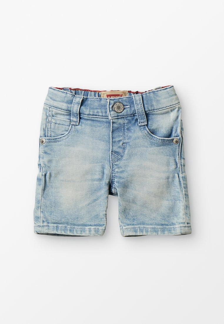 Levi's® - BERMUDA ISAAC BABY - Denim shorts - indigo