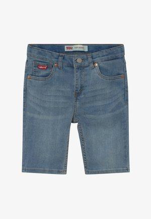510 SKINNY - Jeansshorts - bleached denim