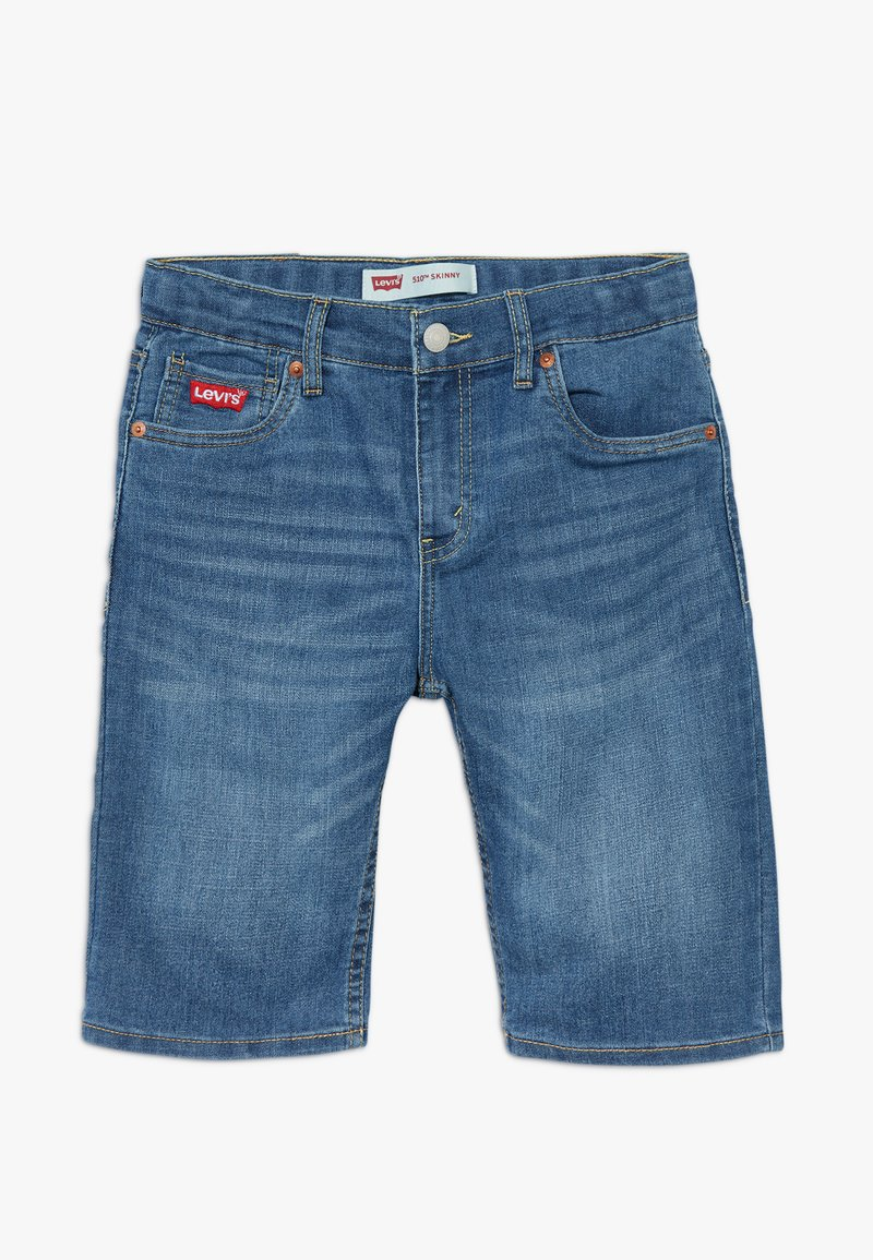 Levi's® - 510 SKINNY - Denim shorts - low down