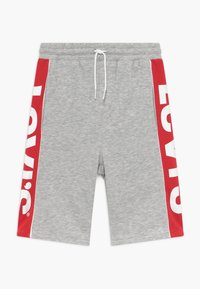 Levi's® - LOGO - Teplákové kalhoty - light grey heather - 0
