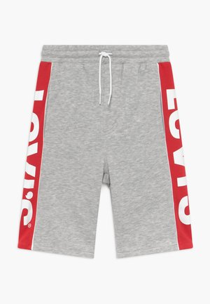 LOGO - Joggebukse - light grey heather