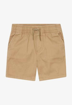 BOX TAB PULL ON - Shorts - harvest gold