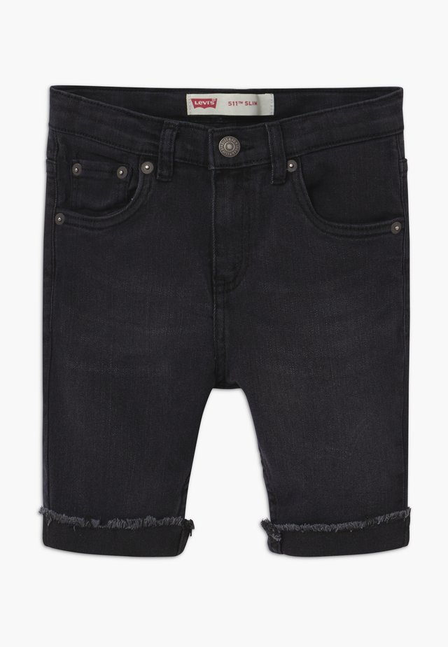 511 CUFFED - Jeansshorts - grey denim