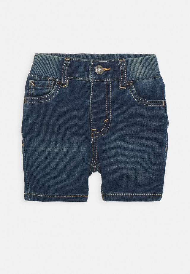 SHORT - Shorts vaqueros - inky shades