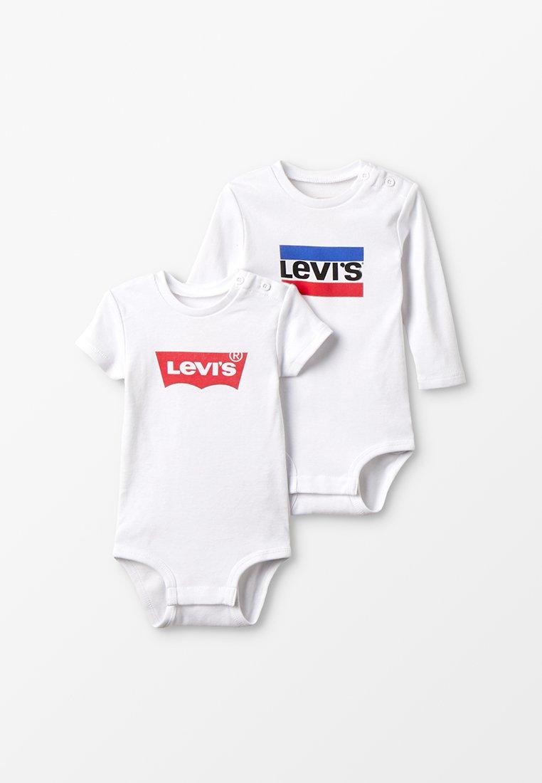 Levi's® - SET BABY - Body - white