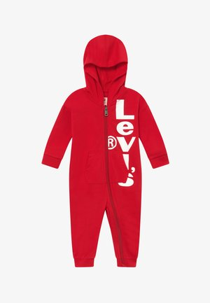 PLAY ALL DAY COVERALL - Combinaison - super red