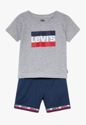 BASKETBALL SET - Short - grey heather