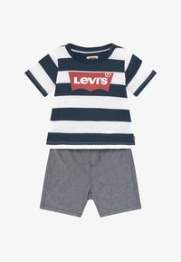 Levi's® - INSIDE OUT TEE SET - Short - blue - 3