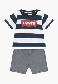 Levi's® - INSIDE OUT TEE SET - Short - blue - 0