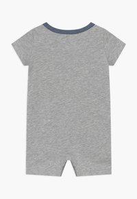 Levi's® - HENLEY ROMPER - Mono - grey heather - 1