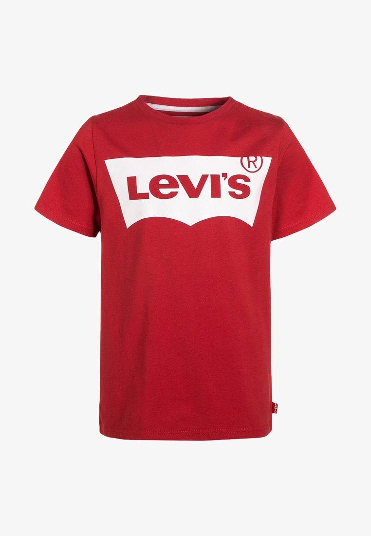 Levi's® - Print T-shirt - red
