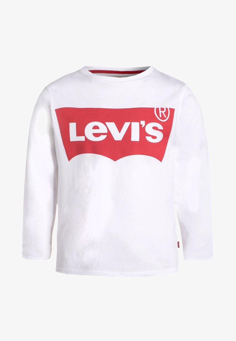 Levi's® - T-shirt à manches longues - white