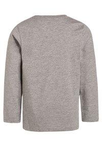 Levi's® - T-shirt à manches longues - grey melange - 1