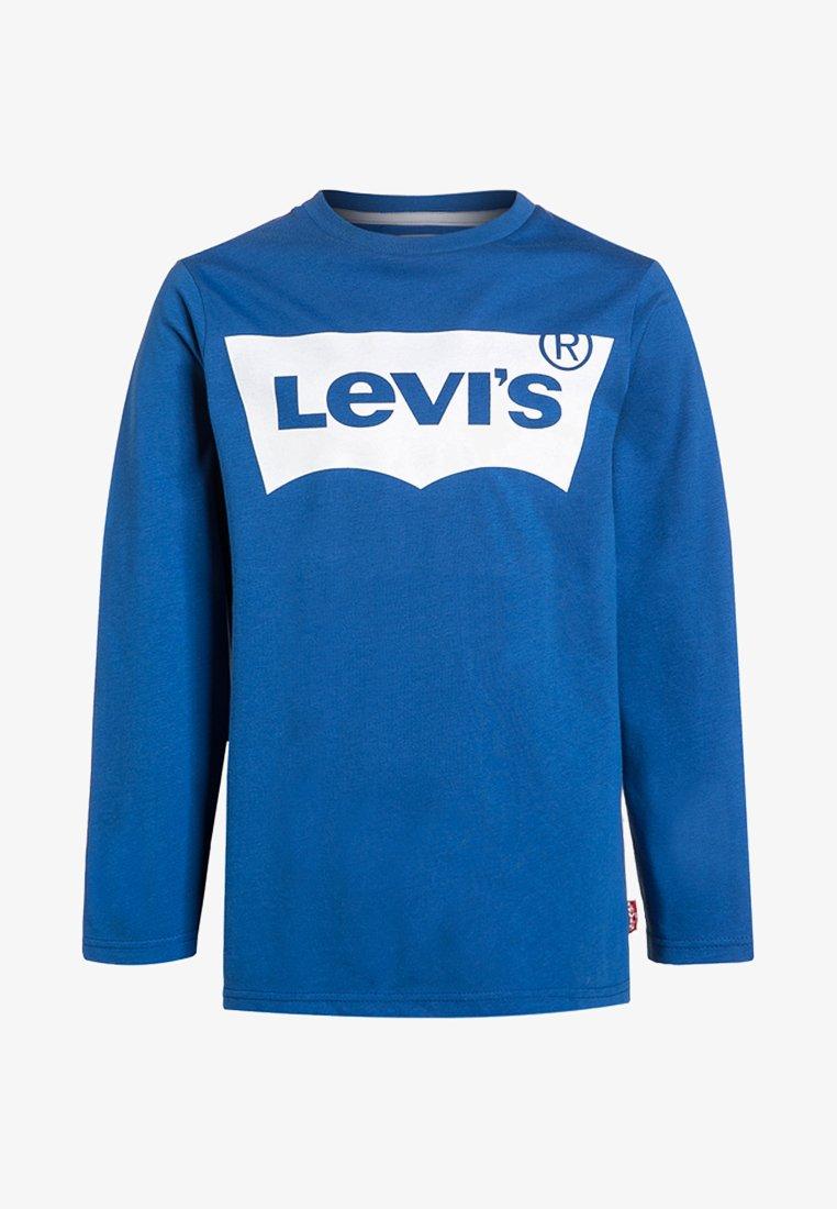 Levi's® - T-shirt à manches longues - bleu