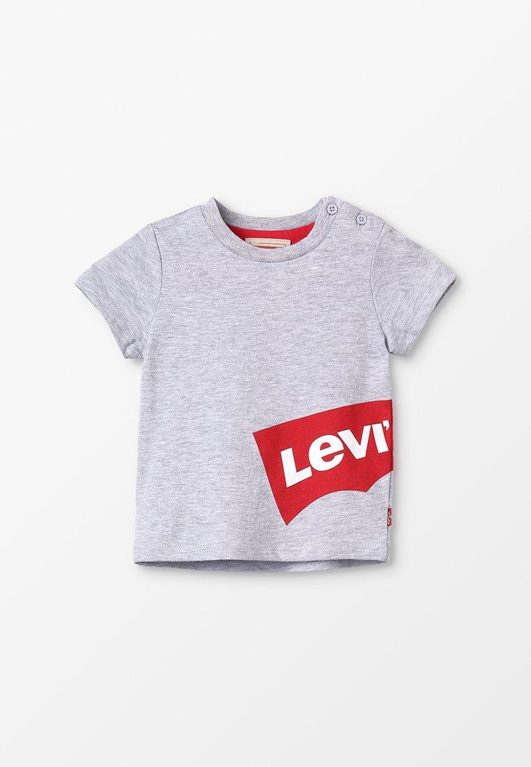 Levi's® - TEE BATSY BABY - T-Shirt print - grey melange