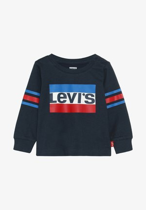 GEOFFREY TEE BABY - Maglietta a manica lunga - dress blues