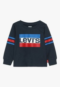 Levi's® - GEOFFREY TEE BABY - Longsleeve - dress blues - 0