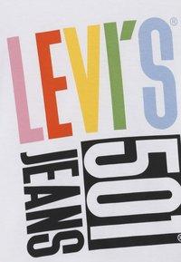 Levi's® - FINESSE TEE - T-shirt imprimé - white - 3