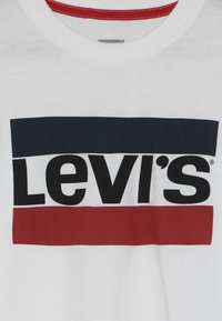 Levi's® - GEOFFREY TEE - Long sleeved top - white - 3