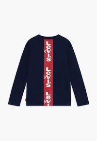 Levi's® - SPINE L-Tab - Long sleeved top - dress blues - 1