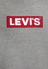 Levi's® - TAB TEE - T-shirts print - grey heather - 2