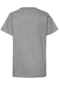 Levi's® - TAB TEE - T-shirts print - grey heather - 1