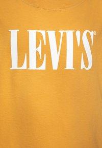 Levi's® - SERIF TEE - Print T-shirt - golden apricot - 2