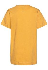 Levi's® - SERIF TEE - Print T-shirt - golden apricot - 1