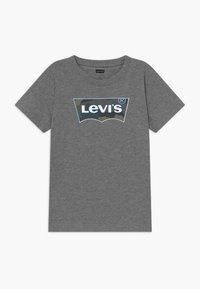 Levi's® - GRAPHIC TEE - T-shirt imprimé - dark grey heather - 0