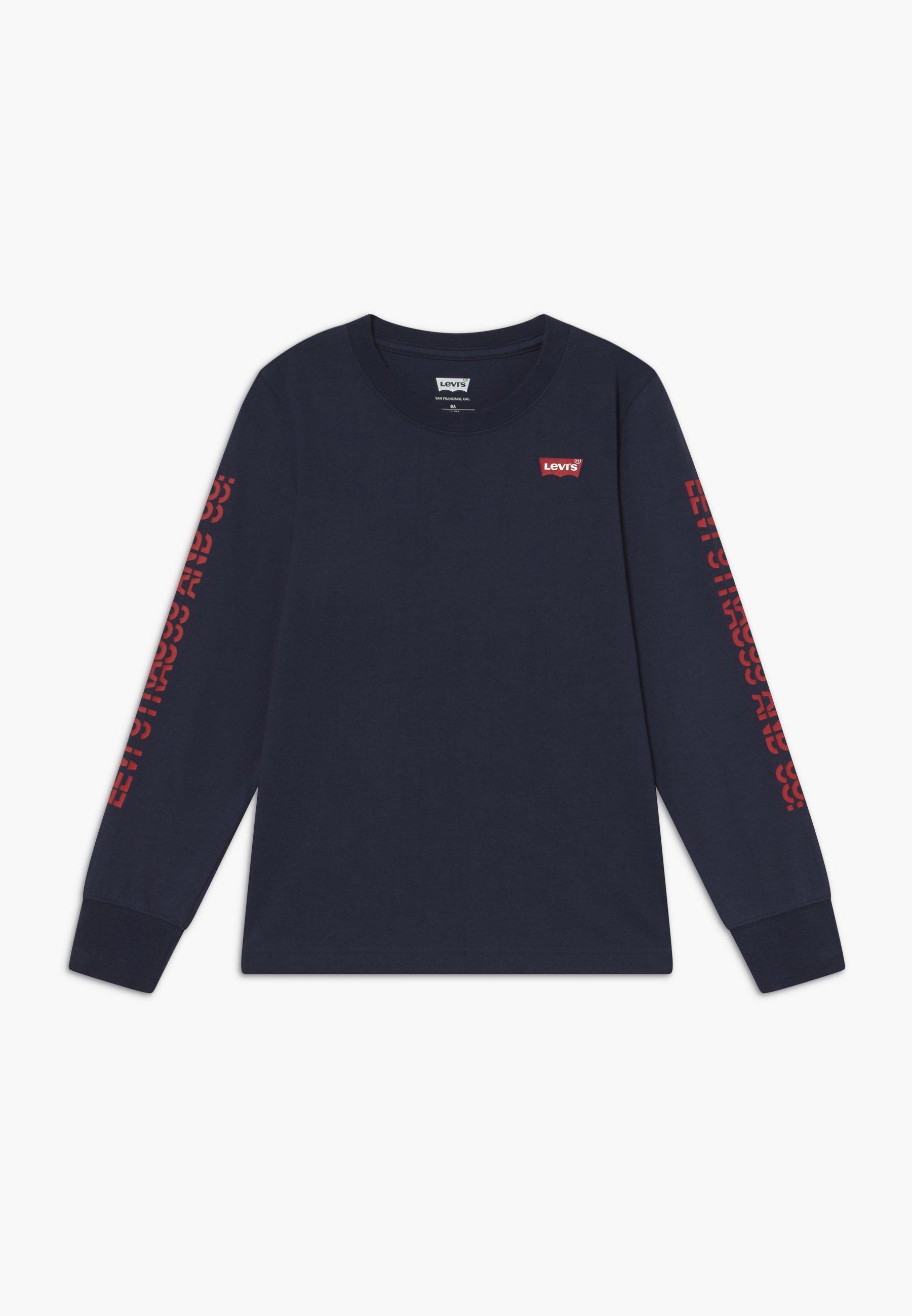 Levi's® GRAPHIC T shirt à manches longues dress blues
