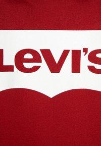 Levi's® - Bluza z kapturem - red - 2