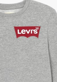 Levi's® - OVERSIZED BATWING CREWNECK - Felpa - grey heather - 3