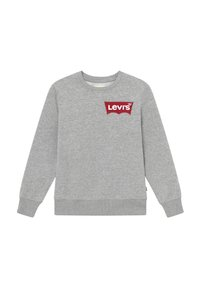 Levi's® - OVERSIZED BATWING CREWNECK - Felpa - grey heather - 0
