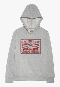 Levi's® - Felpa con cappuccio - gris chine - 0