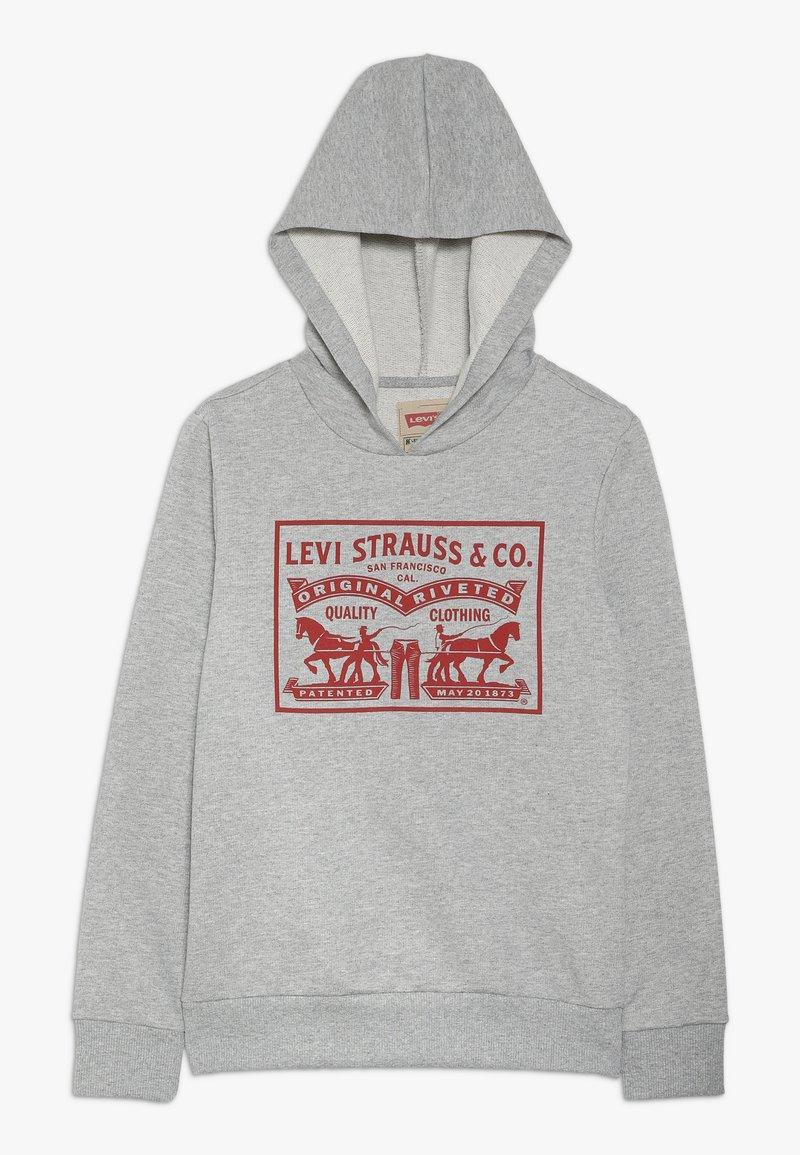 Levi's® - Felpa con cappuccio - gris chine