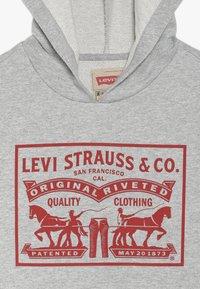Levi's® - Felpa con cappuccio - gris chine - 4