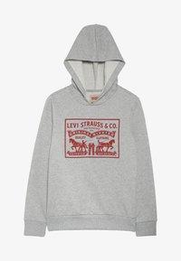 Levi's® - Felpa con cappuccio - gris chine - 3