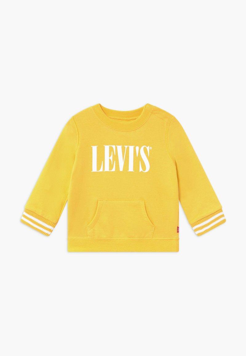 Levi's® - CROSSOVER - Mikina - mimosa