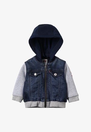 JACKET CLIF BABY - Sweatjacke - indigo