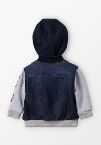 Levi's® - JACKET CLIF BABY - Hoodie met rits - indigo - 1