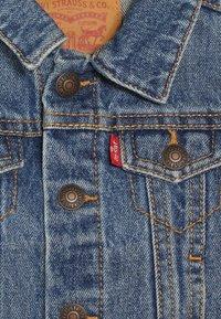Levi's® - TRUCKER JACKET - Denim jacket - bristol - 3