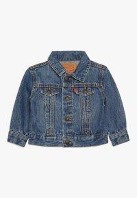 Levi's® - TRUCKER JACKET - Denim jacket - bristol - 0