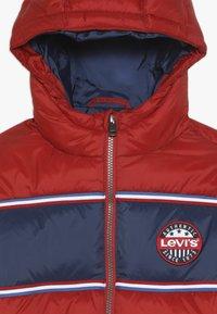Levi's® - COLOR BLOCK II - Winter jacket - pompeian red - 4