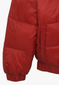 Levi's® - COLOR BLOCK II - Winter jacket - pompeian red - 2