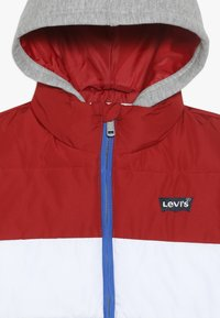Levi's® - PUFFER - Winter jacket - pompeian red - 4