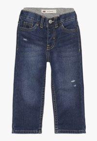 Levi's® - MURPHY PULL ON PANT BABY - Straight leg jeans - blue denim - 0