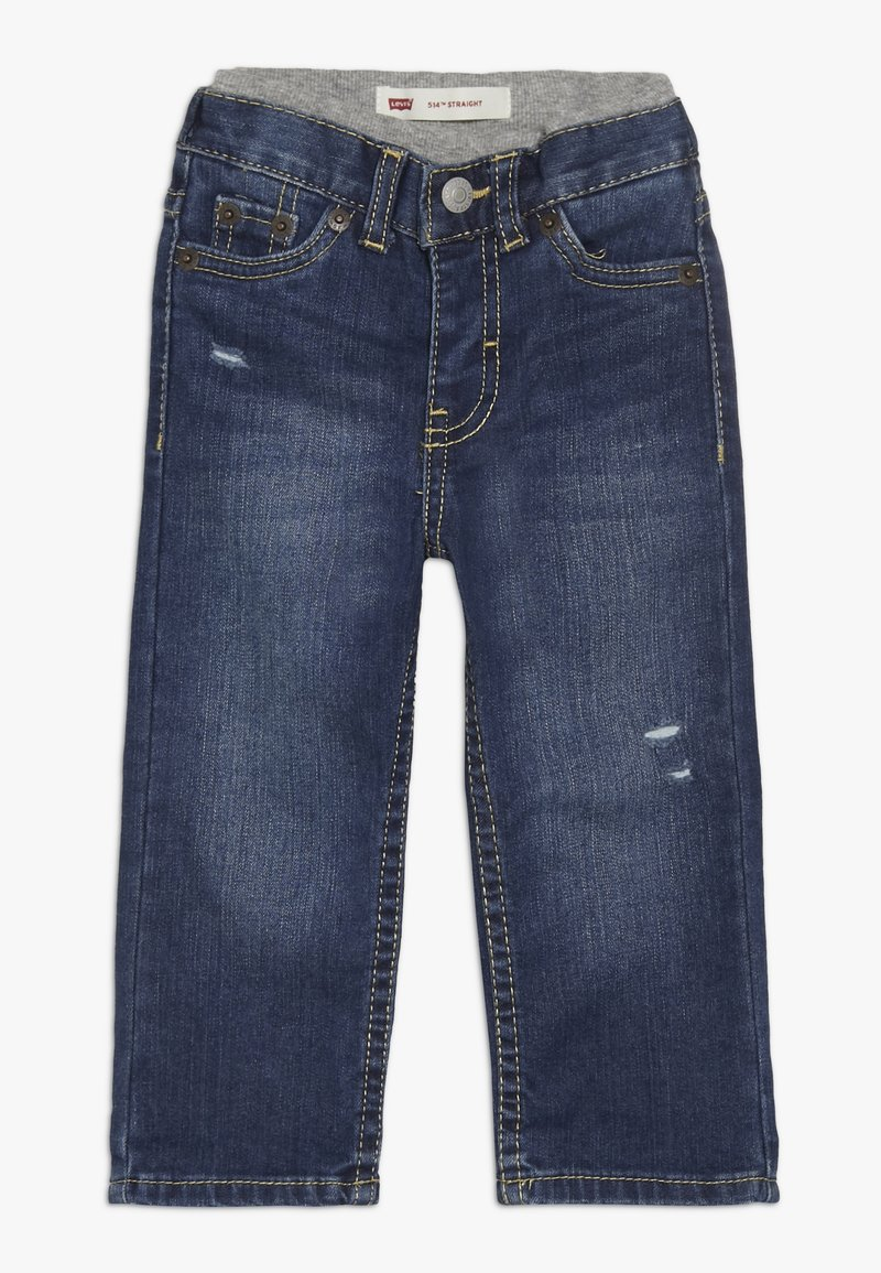 Levi's® - MURPHY PULL ON PANT BABY - Straight leg jeans - blue denim